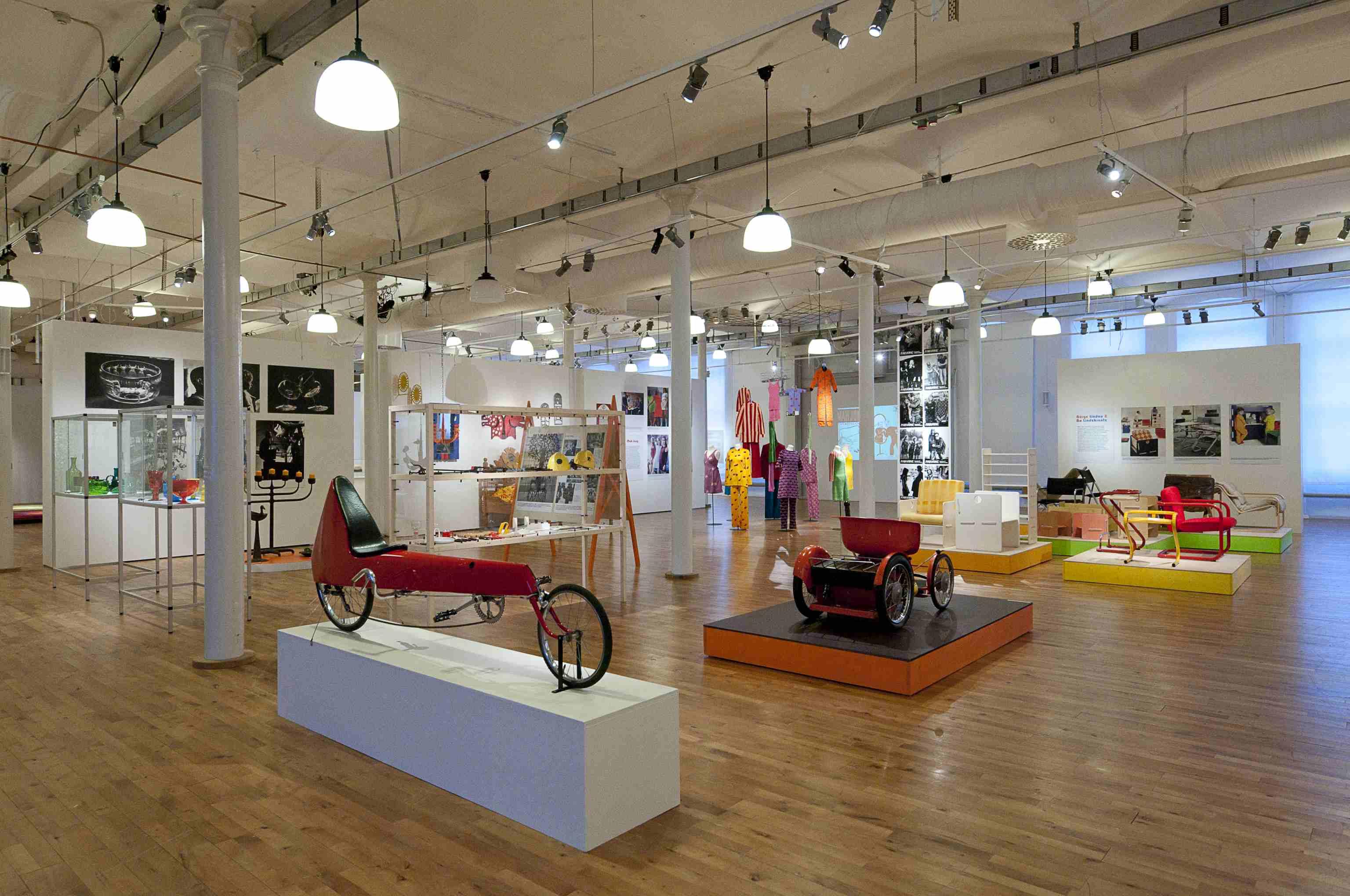 Svenska formrebeller, Textilmuseet i Borås, 2011