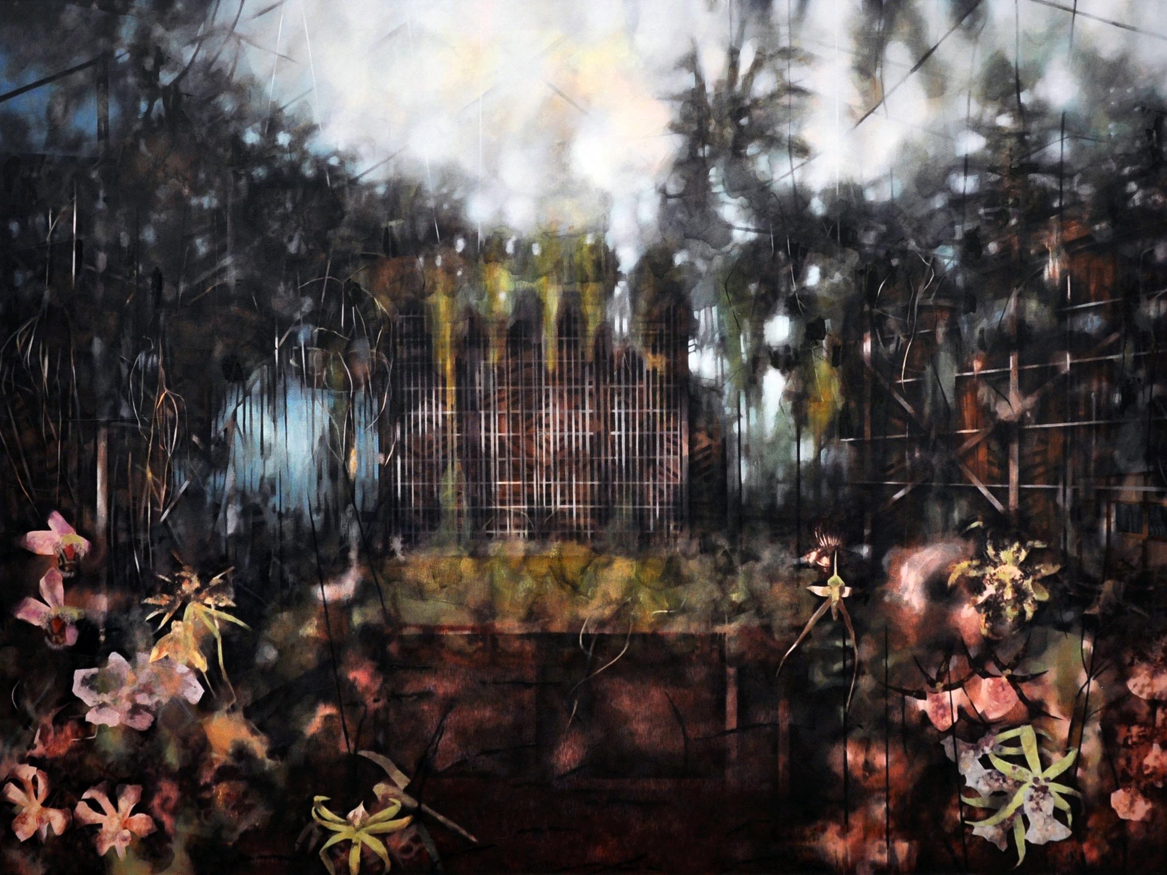 """Nightside Eclipse"", Elizabet Thun"